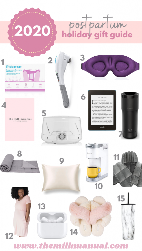 postpartum gift guide